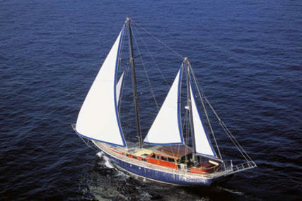 Luxury Motorsailer for sale in Greece for €700,000 (£619,091)