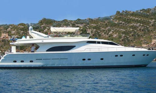 Image of Ferretti 80 for sale in Greece for €780,000 (£687,570) Athens, , Greece