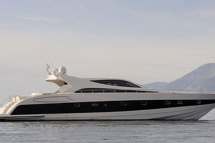 Alfamarine 78 for sale in Greece for €2,000,000 (£1,785,459)