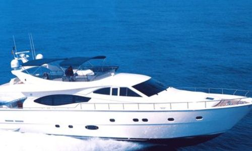 Image of Ferretti 76 for sale in Greece for €1,050,000 (£907,567) Greece