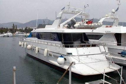 Canados 23m for sale in Greece for €550,000 (£482,118)