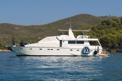 Tecnomarine 74 for sale in Greece for €160,000 (£143,214)