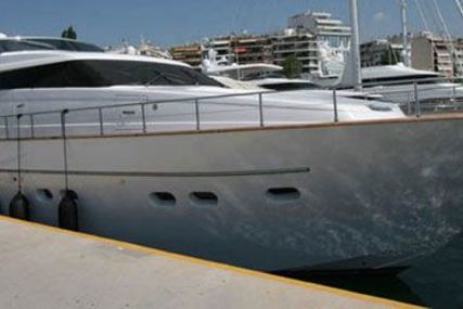 Sanlorenzo SL72 for sale in Greece for €1,990,000 (£1,730,555)