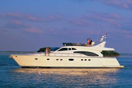 Ferretti 680 for sale in Greece for €650,000 (£581,958)