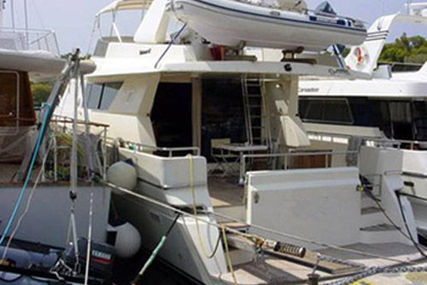 Posillipo Technema 67 for sale in Greece for €240,000 (£215,401)