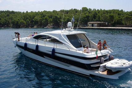 Pershing 65 for sale in Greece for €450,000 (£401,944)