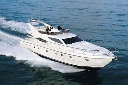 Ferretti 620 for sale in Greece for €485,000 (£428,135)