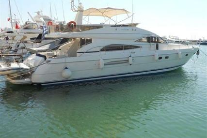 Princess 65 for sale in Greece for €410,000 (£350,718)