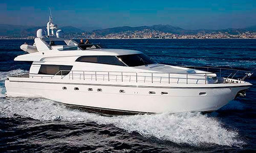 Image of Sanlorenzo SL62 for sale in Greece for €1,080,000 (£955,169) Athens, , Greece