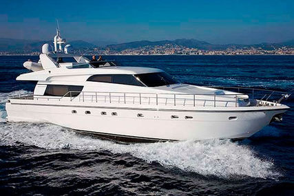 Sanlorenzo SL62 for sale in Greece for €1,080,000 (£977,137)
