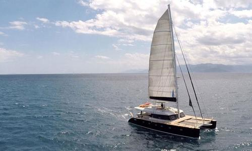 Image of Sunreef Yachts 62 Sailing for sale in Greece for €880,000 (£764,048) Greece
