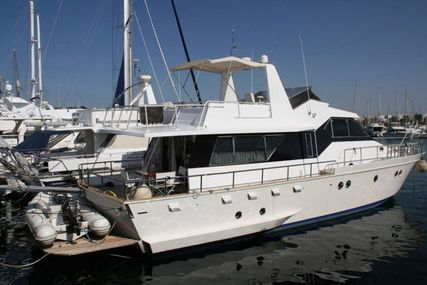 Versilcraft Phantom for sale in Greece for €110,000 (£96,356)