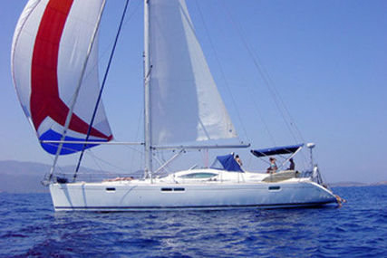 Jeanneau Sun Odyssey 54 DS for sale in Greece for €230,000 (£207,553)