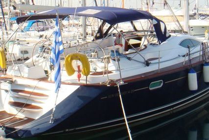 Jeanneau Sun Odyssey 54 DS for sale in Greece for €210,000 (£187,756)