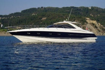 Sunseeker Camargue 50 for sale in Greece for €210,000 (£188,476)
