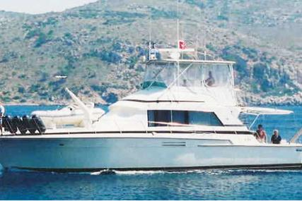 Bertram 54 Convertible for sale in Greece for €275,000 (£241,950)