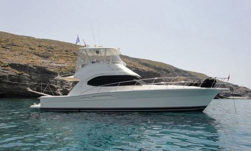 Image of Riviera 42 Flybridge for sale in Greece for €235,000 (£201,021) Greece