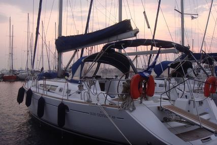 Jeanneau Sun Odyssey 49 for sale in Greece for €143,000 (£122,324)