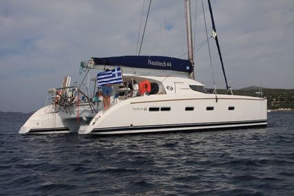 Nautitech 44 for sale in Greece for €257,000 (£234,686)