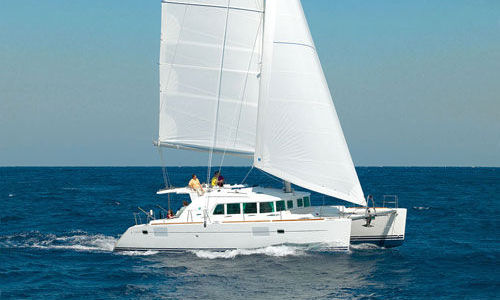 Image of Lagoon 440 for sale in Greece for €268,000 (£241,061) Greece