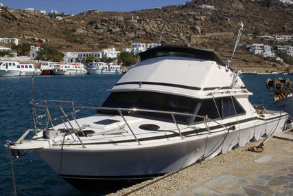 Bertram for sale in Greece for €40,000 (£35,047)