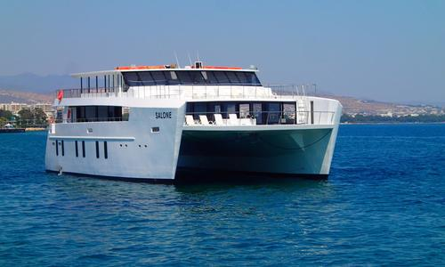 Image of Power Catamaran for sale in Cyprus for €1,800,000 (£1,577,259) Cyprus