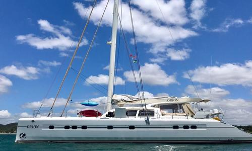 Image of Catana 90 for sale in Antigua and Barbuda for $3,200,000 (£2,452,258) English Harbour, , Antigua and Barbuda