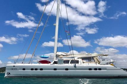Catana 90 for sale in Antigua and Barbuda for $3,200,000 (£2,468,945)