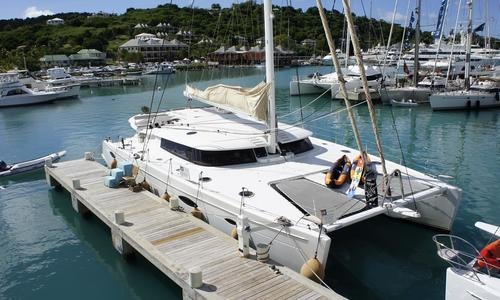 Image of Fountaine Pajot Galathea 65 for sale in Italy for €1,250,000 (£1,106,871) Italy