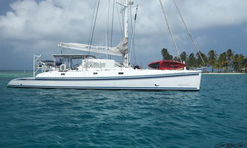 Image of Outremer 55 STD for sale in Belize for €385,000 (£337,506) Belize