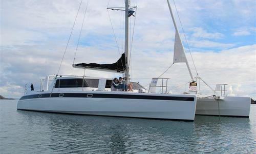Image of Grey Bull Sailing Cat 54 for sale in New Zealand for $445,000 (£342,181) New Zealand