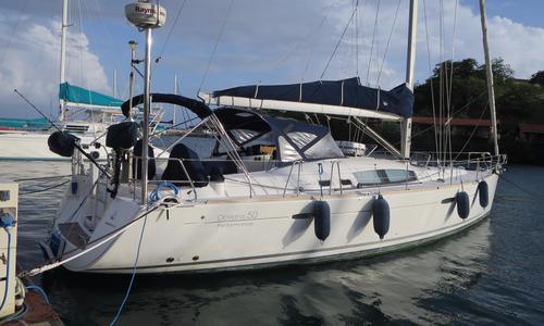 Image of Beneteau Oceanis 50 for sale in Grenada for $220,000 (£167,666) Grenada