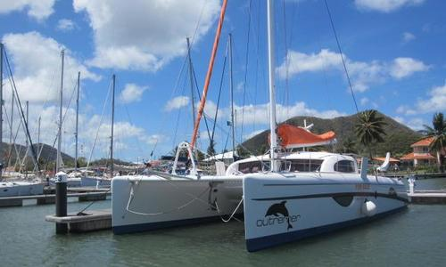 Image of Outremer 49 for sale in Grenada for €549,000 (£484,974) Grenada