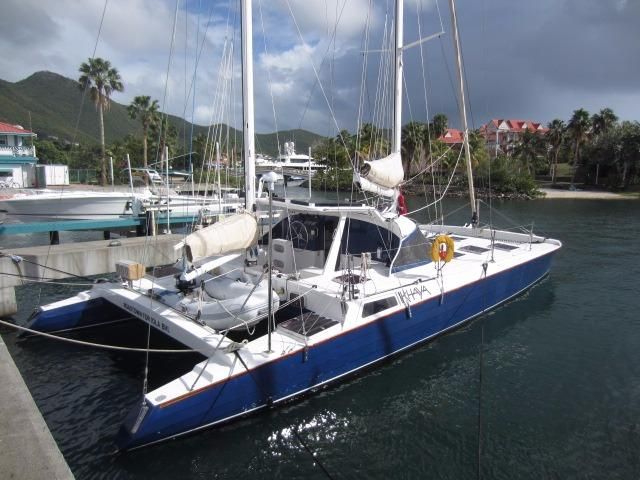 SPRONK 50 ketch rigged catamaran for sale in United States