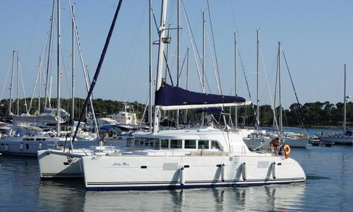 Image of Lagoon 500 for sale in Croatia for €319,000 (£279,432) Sibenik, , Croatia