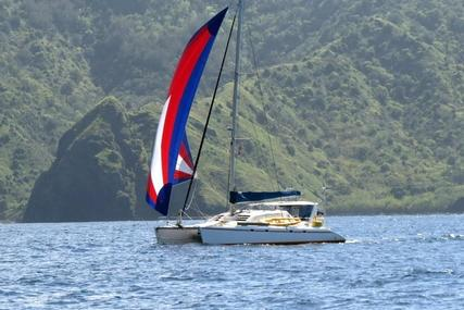 Leopard 47 for sale in French Polynesia for €245,000 (£218,135)