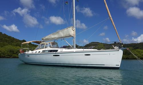 Image of Beneteau Oceanis 46 for sale in Grenada for $168,500 (£129,806) Grenada