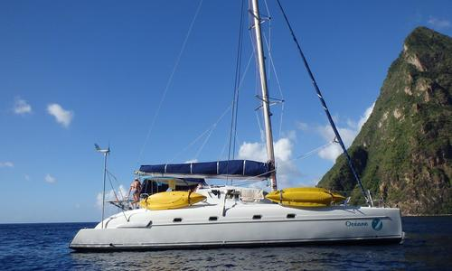 Image of Fountaine Pajot Bahia 46 for sale in Martinique for €255,000 (£223,371) Martinique