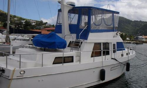 Image of Ocean Alexander 45 Classico Aft Cabin for sale in Grenada for $335,000 (£266,010) Grenada