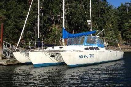 Custom Cross - Foam Core Trimaran 42 for sale in Canada for $59,500 (£45,252)