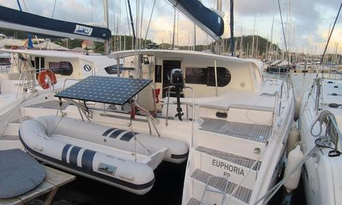 Image of Nautitech 441 for sale in Guadeloupe for €260,000 (£232,723) Guadeloupe