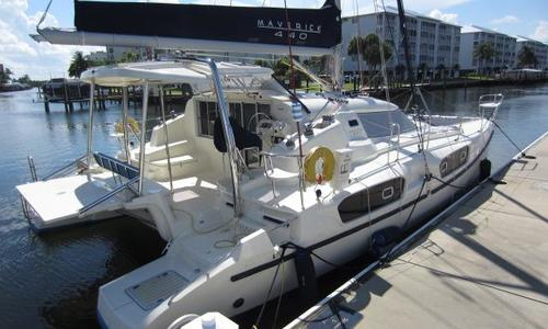 Image of Maverick Yachts of South Africa 440 Custom, owner version for sale in United States of America for $495,000 (£400,103) Fort Myers, FL, United States of America