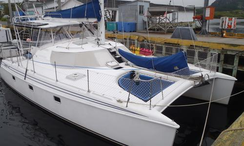Image of Manta 40 for sale in United States of America for $215,000 (£163,593) Brunswick, GA, United States of America