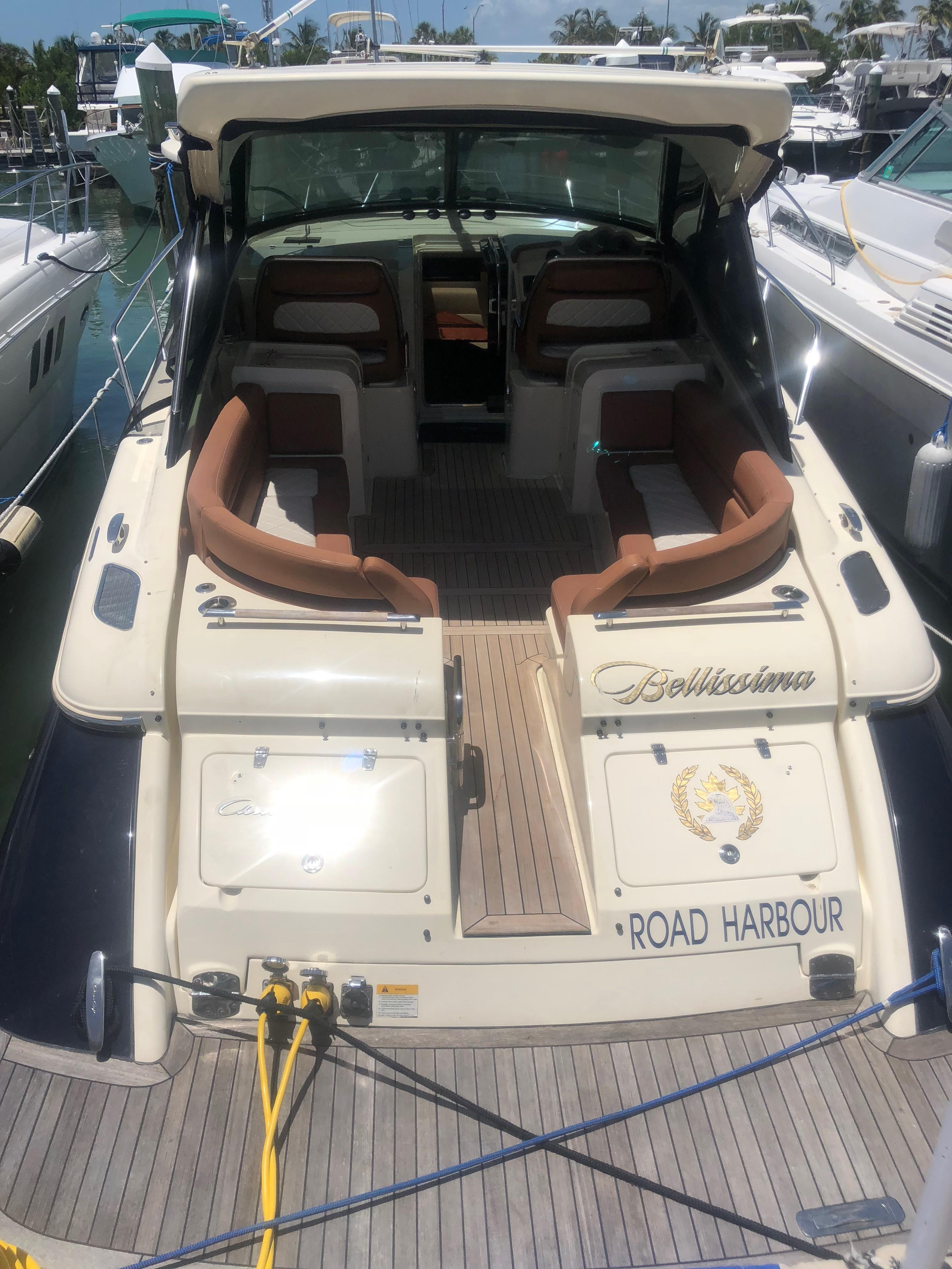 Chris-Craft Corsair 36 Hard Top for sale in United States of