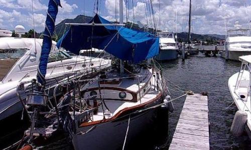 Image of Tayana 37 for sale in Trinidad and Tobago for $45,000 (£34,979) Trinidad and Tobago