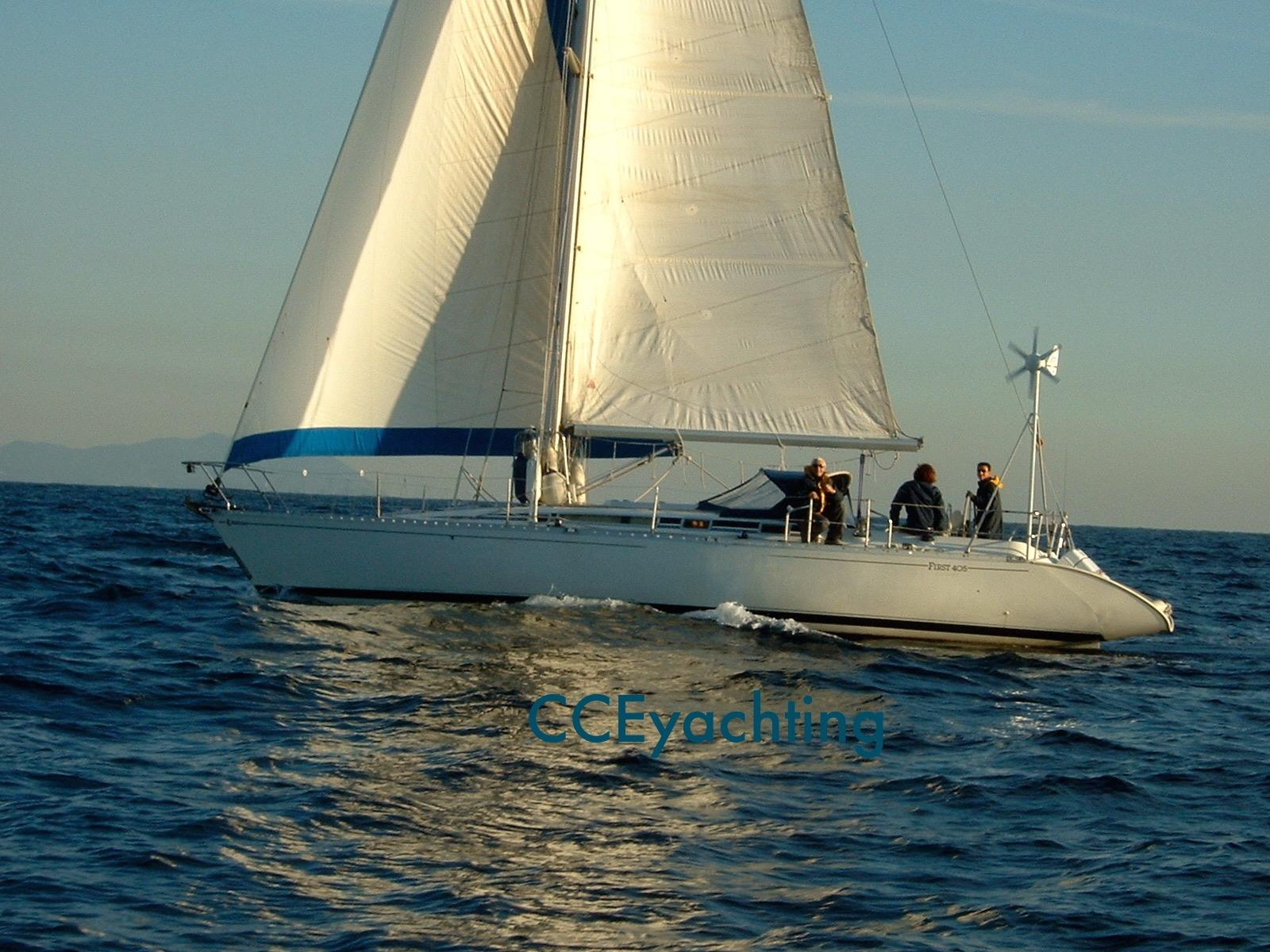 beneteau first 405 for sale in france for 40 000 34 240