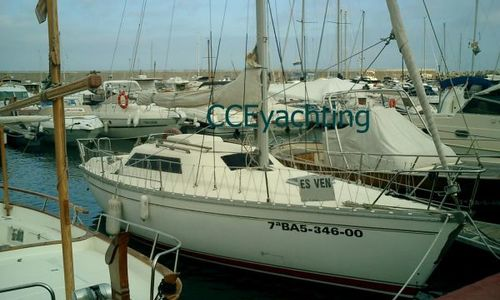 Image of Jeanneau Fantasia 27 for sale in Spain for €13,500 (£11,880) Girona, , Spain