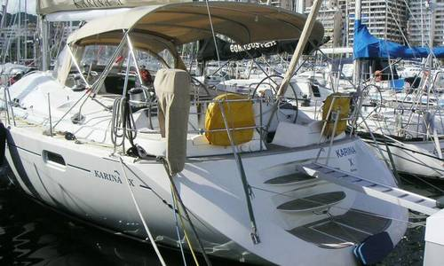 Image of Jeanneau Sun Odyssey 54 DS for sale in Cyprus for €259,000 (£231,827) Larnica, , Cyprus
