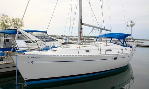 Image of Beneteau Oceanis 381 for sale in  for P.O.A. Morrisburg, ON,
