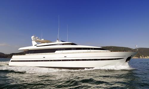 Image of Sanlorenzo 100 for sale in Italy for €900,000 (£748,273) Italy